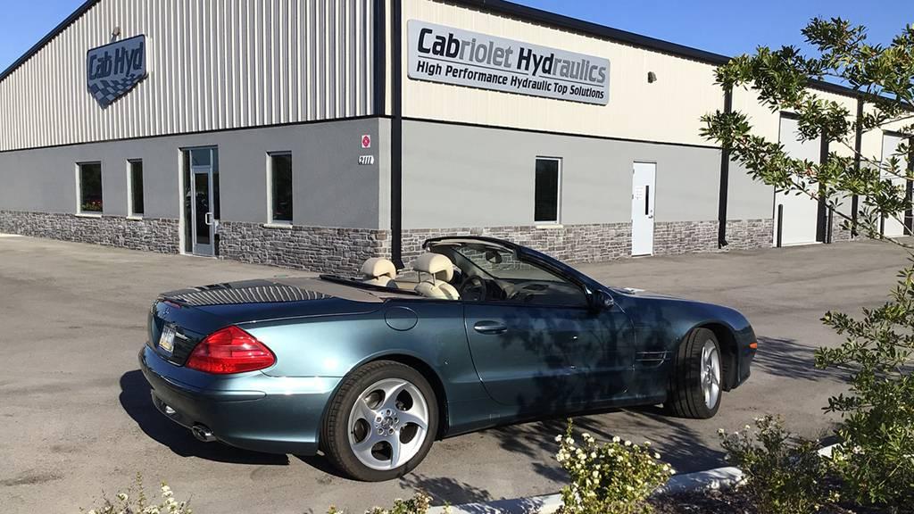 2004 Mercedes-Benz SL65 AMG